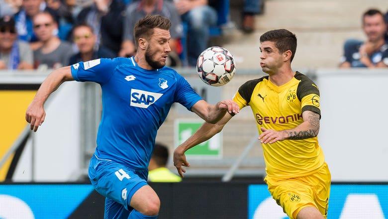 1899 Hoffenheim vs. Borussia Dortmund   2018-19 Bundesliga Highlights