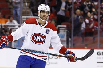 Max Pacioretty ready for new NHL chapter with Golden Knights