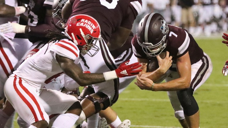 No. 14 Mississippi State faces big SEC challenge at Kentucky