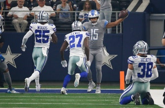 Golden performance not enough for Lions in loss at Cowboys