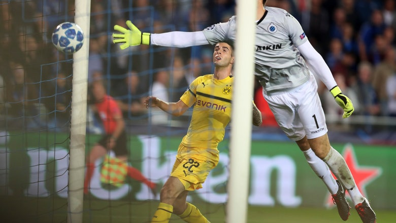 Pulisic back to shoot Dortmund to 1-0 win on 20th birthday