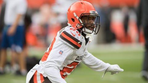 Briean Boddy-Calhoun, CB, Cleveland Browns