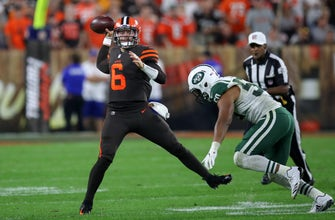 Chris Canty on Baker Mayfield: 'It's clear now, he's the best QB for this team'