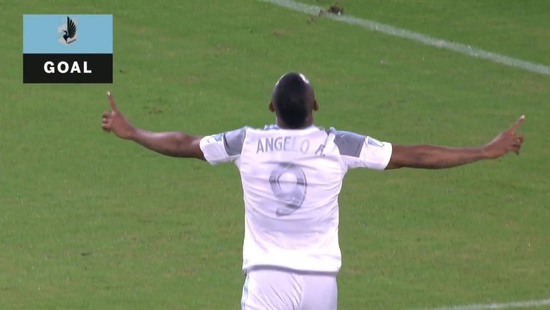 WATCH: Rodriguez scores debut goal for MNUFC