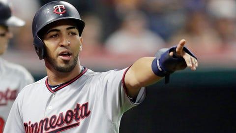 Eddie Rosario, Twins outfielder (⬆ UP)