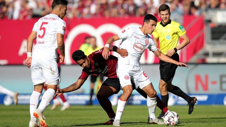 1  FC Nurnberg vs  Fortuna Dusseldorf | 2018-19 Bundesliga