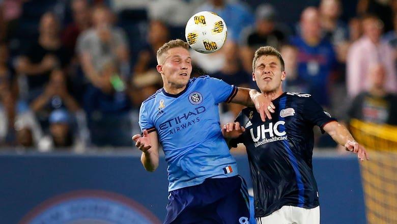 New England Revolution hand NYCFC first home loss of season