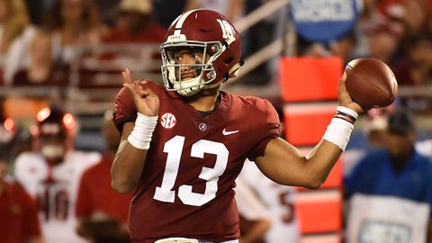 On The Rise: Tua Tagovailoa, QB Alabama