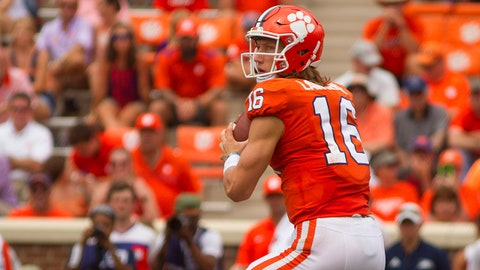 ON THE RISE: Trevor Lawrence, Clemson QB