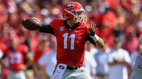 On The Rise: Jake Fromm, QB Georgia