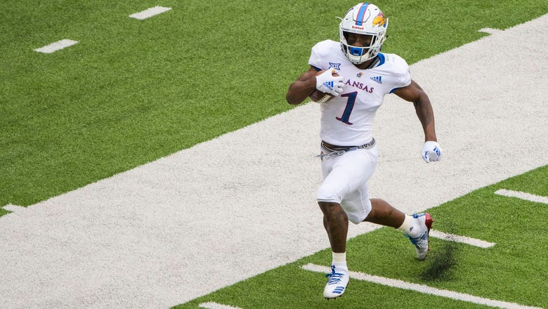 Jayhawks RB Williams agrees to diversion terms in domestic battery case