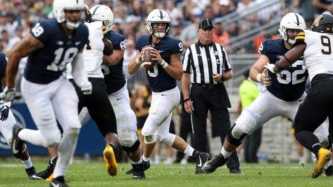 Fall Guys: Trace McSorley, QB Penn State