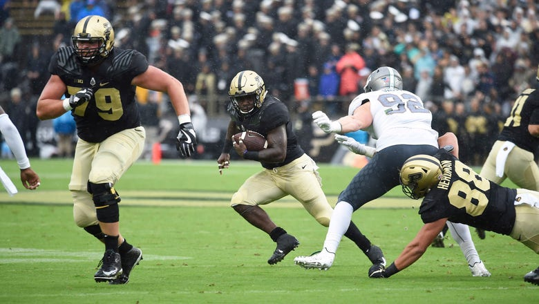 Purdue falls to 0-2 with upset loss to Eastern Michigan