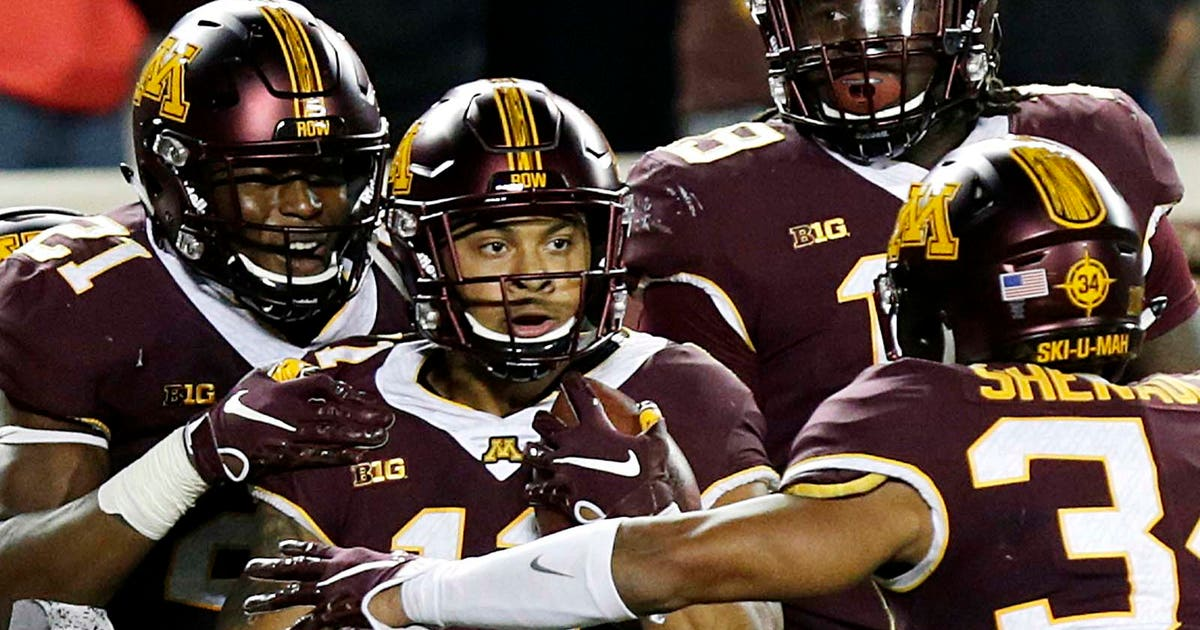 Upon Further Review Gophers Vs Fresno State Rus America