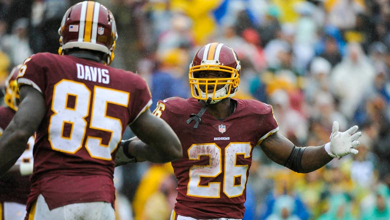 Peterson leads Redskins to 31-17 win over Packers