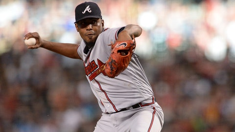 3. Julio Teheran's turnaround comes at pivotal time