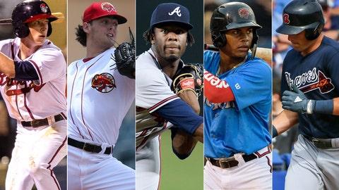2018 Braves All-Prospect Team