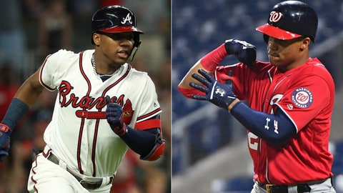 Three Cuts: Ronald Acuña Jr., Juan Soto capping historic Rookie of the Year race