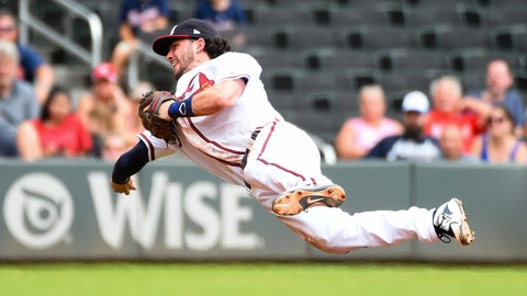 Braves' regular-season road dominance would not function as a playoff security blanket
