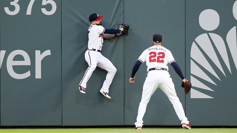 2. Multiple Braves players deserve Gold Glove consideration