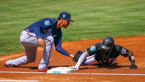 First base: Rio Ruiz