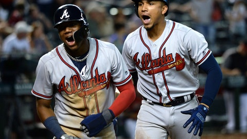 Ronald Acuña Jr. and Juan Soto are finishing off one of baseball's best Rookie of the Year races