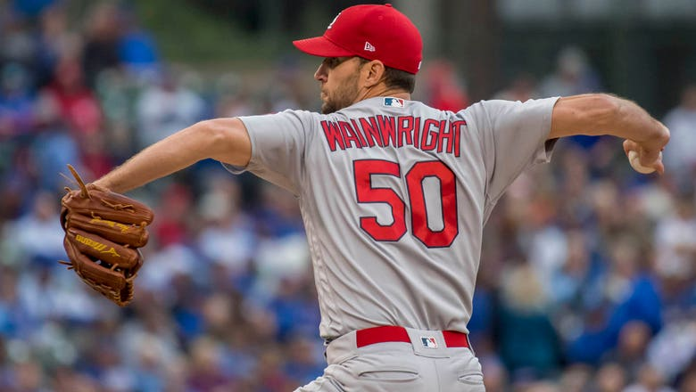 Wainwright's contract with Cardinals put on hold until after free agency begins