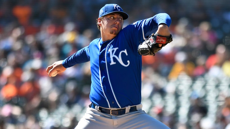Keller gets Opening Day start; Royals-White Sox game rained out