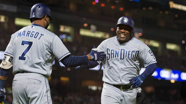Mitchell shines as Padres shutout Giants 5-0