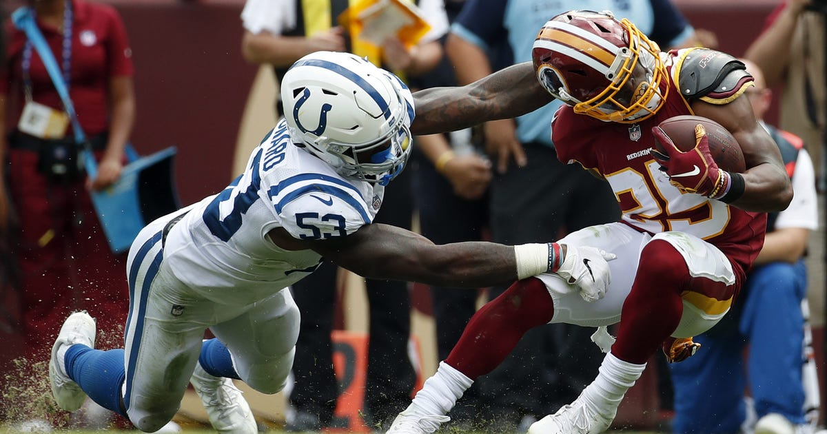 Rookie Lb Darius Leonard Is Quickly Becoming A Staple In