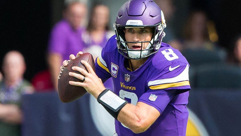 Preview: Vikings' Cousins a villain in New York after snubbing Jets