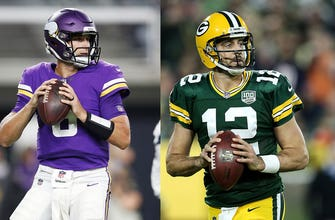 Skip Bayless: 'Aaron Rodgers could beat Kirk Cousins on one leg'