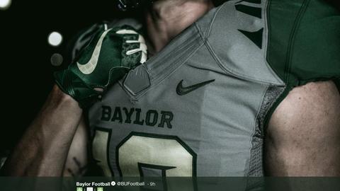 Uniform Rundown: Baylor goes gunmetal grey for Duke, TCU with a purple-black-black combo vs. Buckeyes