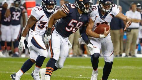 Jonathan Anderson - Chicago Bears - Linebacker