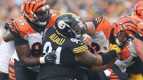 Trey Hopkins - Cincinnati Bengals - Guard