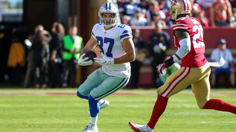 Jeff Swaim - Dallas Cowboys - Tight End