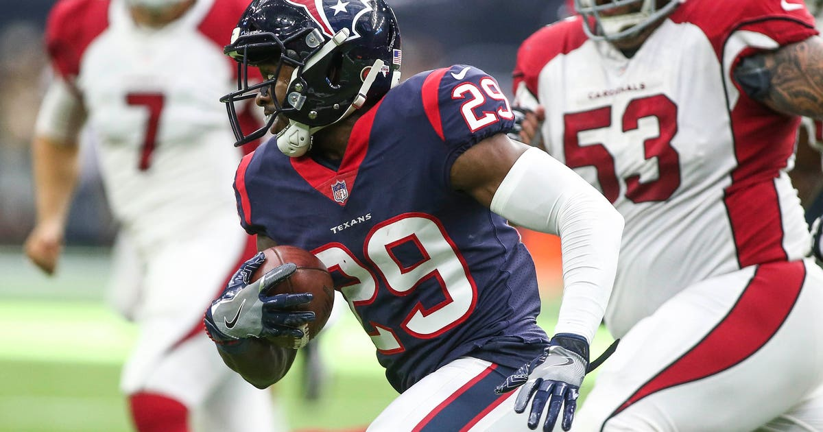 Texans safety Andre Hal's Hodgkin lymphoma in remission