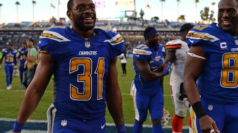 Adrian Phillips - Los Angeles Chargers - Safety