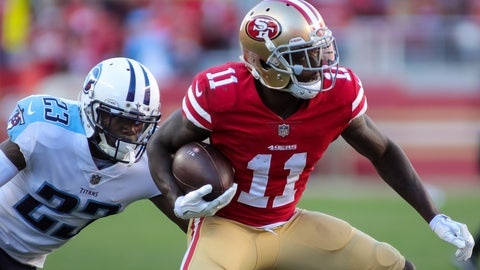 Marquise Goodwin - San Francisco 49ers - Wide Receiver