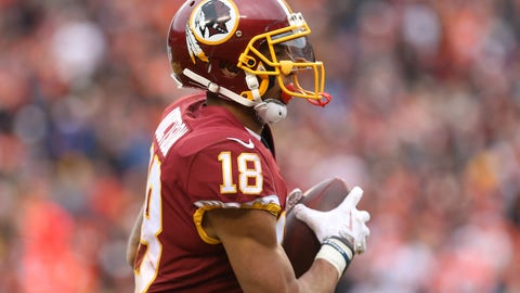 Josh Doctson - Washington Redskins - Wide Receiver