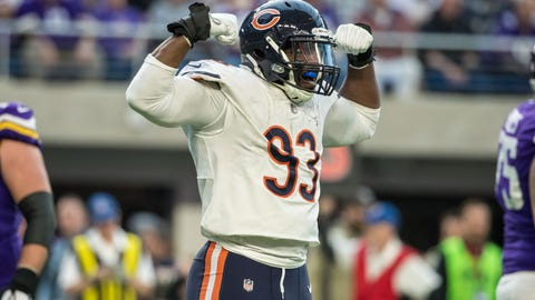 Sam Acho - Chicago Bears - Linebacker