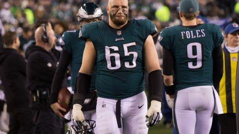 Lane Johnson - Philadelphia Eagles - Offensive Tackle