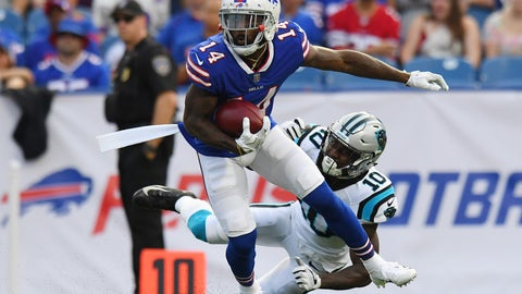 Jeremy Kerley - Buffalo Bills - Wide Receiver