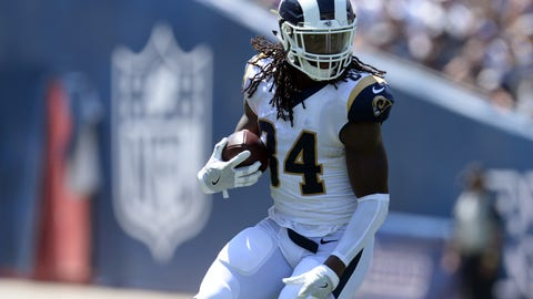Malcolm Brown - Los Angeles Chargers - Running Back