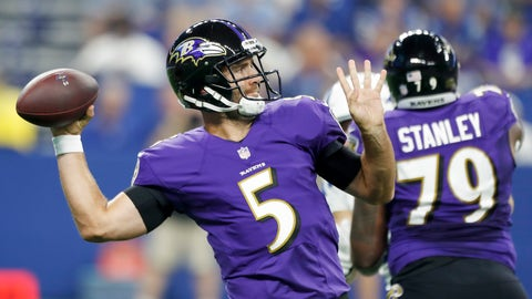 Baltimore - Joe Flacco - 33 - 1/16/1985