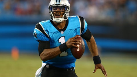 Carolina - Cam Newton - 29 - 5/11/1989