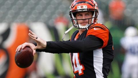 Andy Dalton - Cincinnati Bengals - Quarterback