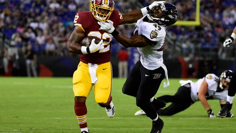 Samaje Perine - Washington Redskins - Running Back