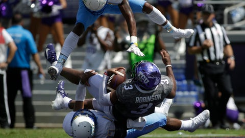 NCAA Football: Southern at Texas Christian