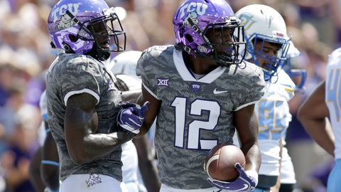 16. TCU Horned Frogs (699 Points)